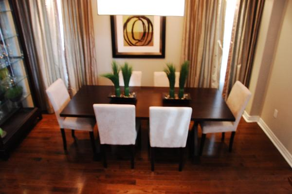 Interiors Furniture Design Dining Rooms With Hardwood Floors