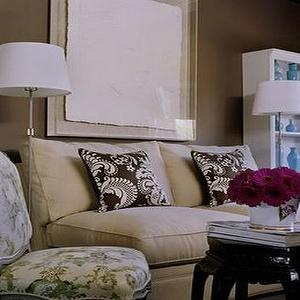 taupe-living-room-walls - Design, decor, photos, pictures, ideas ...