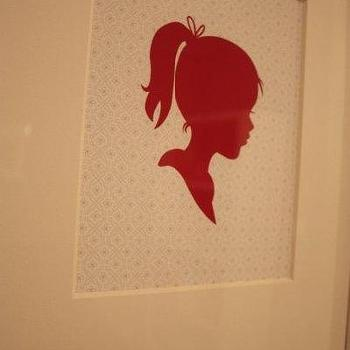 Art/Wall Decor - Real Rooms | Project Nursery - nursery silhouette print