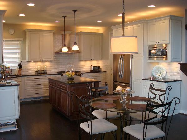 kitchen cabinets white. ivory kitchen cabinets