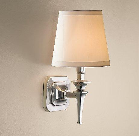 Riley Sconce - Chandeliers & Sconces - Shop by Category - Lighting