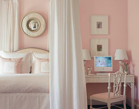 , paint color, bedroom, pink girls room, pink girls bedroom, girls