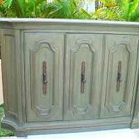 Storage Furniture - BEAUTIFUL THOMASVILLE BUFFET/SIDEBOARD - Sideboard- Craiglist find