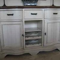 Storage Furniture - Gorgeous Two Toned Sideboard - Craiglist sideboard