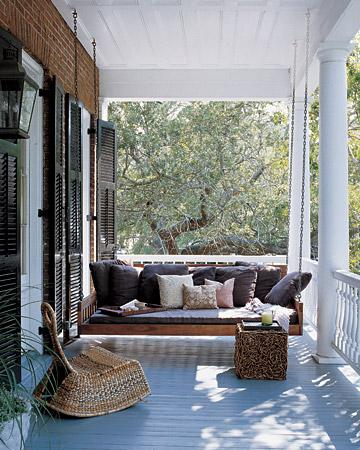 Home Tour: Bold Southern Colonial and more decorating ideas ...