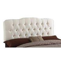 Beds/Headboards - Seville Tufted Headboard : Target - tufted headboard ivory