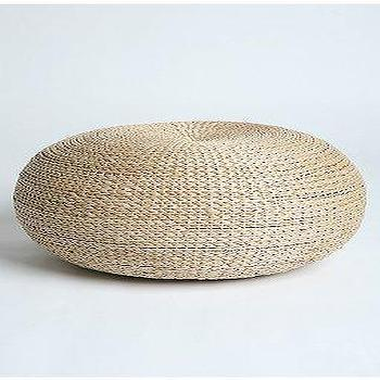 Seating - UrbanOutfitters.com > Rattan Pouf - UrbanOutfitters, Rattan Pouf