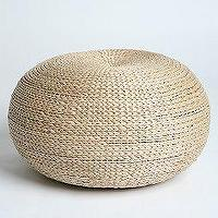 Seating - UrbanOutfitters.com &gt; Rattan Pouf - UrbanOutfitters, Rattan Pouf