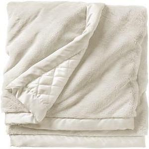 Bedding - baby clothing: Quilted Soft satin blanket: Blankets | Gap - blanket
