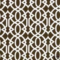 Fabrics - MICHAEL MILLER - trellis fabric