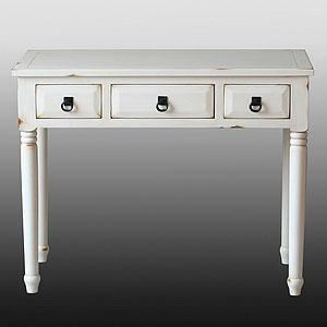 Tables - Save on the White Farmhouse Console at SmartBargains.com - table, console