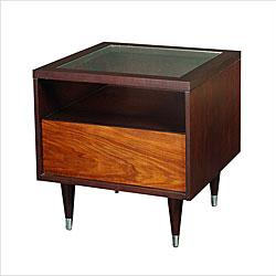 Storage Furniture - Audrey Side Table from Overstock.com - nightstand