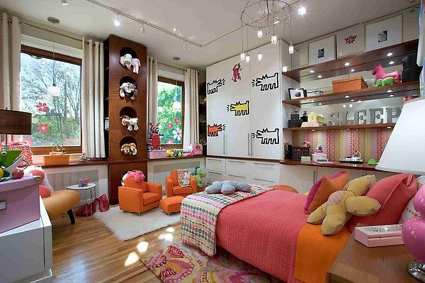 Candice Olson Kids Rooms - Contemporary - girl's room - Candice Olson