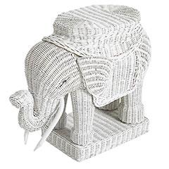 Tables - Love this for a nursery!! - elephant table