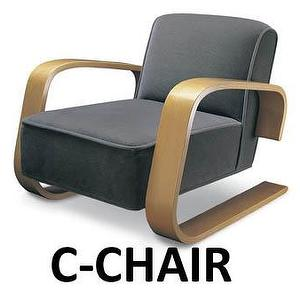 Seating - MODERNICA C-Chair - Mod Livin' - chair