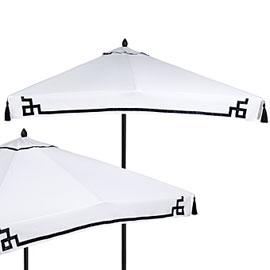 Decor/Accessories - Z Gallerie - Soho Square Umbrella Collection - outdoor umbrella