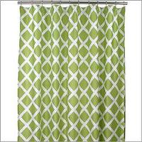 Bath - Blissliving Home BL62439 - Kew Green Shower Curtain - shower curtain