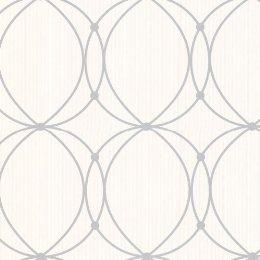 Mode Darcy Wallpaper, White : Target