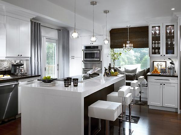 Candice Olson Kitchens - Contemporary - kitchen - Candice Olson