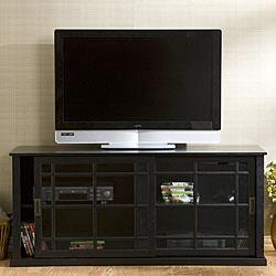 Storage Furniture - Colton Entertainment Center from Overstock.com - tv console