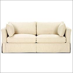 Seating - Rowe Furniture H230-000 - Darby Slipcovered Sofa - sofa