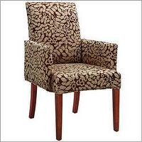 Seating - Bay Trading 6070612 / 6080XXX - Couture Coversâ?¢ Arm Chair with Slipcover - chair