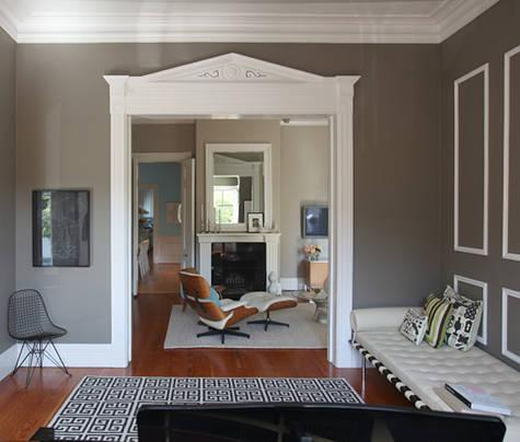 Gray Painted Rooms Interesting Of Taupe Gray Behr Paint Colors Pictures