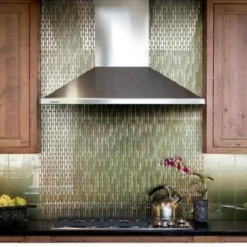 kitchens - crossville tile, green glass tiles, black granite countertops, cabinets, contemporary backsplash tiles, backsplash tiles, contemporary tile kitchen, green glass tiles, green glass backsplash tiles, green glass tile kitchen, green glass backsplash,