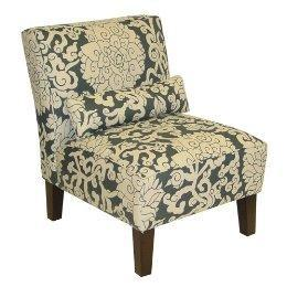 Athens Upholstered Chair, Smoke : Target