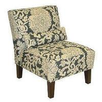Seating - Athens Upholstered Chair - Smoke : Target - chair