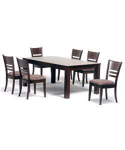 Tables - Sorrento Dining Table from Overstock.com - table