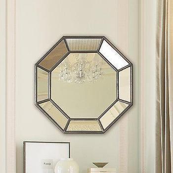 Mirrors - Boulevard Octagon Mirror - mirror