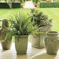 Decor/Accessories - Saigon Planters | Pottery Barn - planters