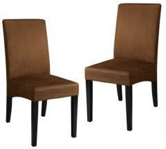 Seating - Armand Dining Chairs - Set of 2 - Dining Chairs - Kitchen And Dining Room Furniture - Furniture | HomeDecoratorsOutlet.com - upholstered chairs