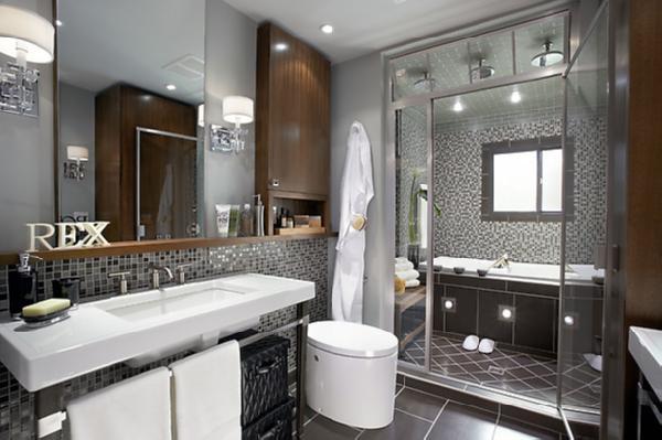 Candice Olson Bathrooms - Contemporary - bathroom - Candice Olson