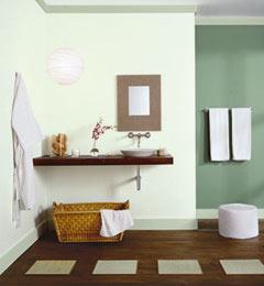 Country Bathroom Decor Sets Vintage White Mason Jar Set