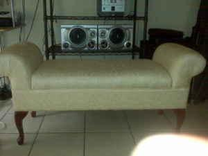 Seating - BED BENCH - Craiglist Bench