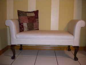 Antique Settee (Bench)