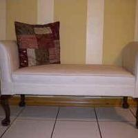 Seating - Antique Settee (Bench) - Craiglist Bench