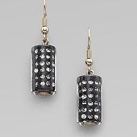Miscellaneous - Luc Keiffer - Swarovski Crystal & Resin Earrings - Saks.com - earrings