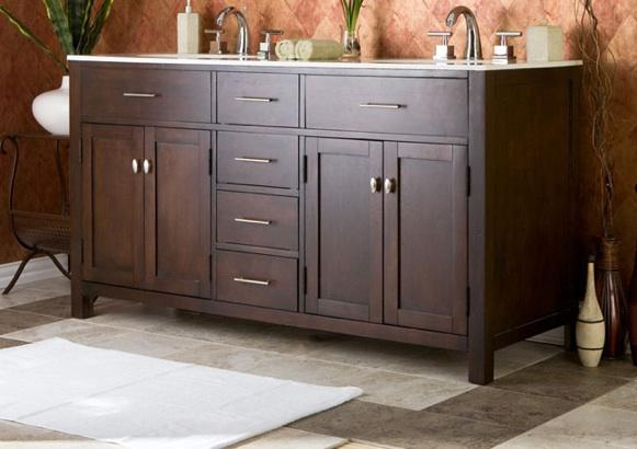 Restoration Hardware Double Vanity Look 4 Less