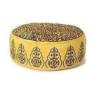 Seating - Agadir Pouf, Large�? -�? Anthropologie.com - Pouf