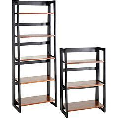 pier 1 imports anywhere folding shelves. Black Bedroom Furniture Sets. Home Design Ideas