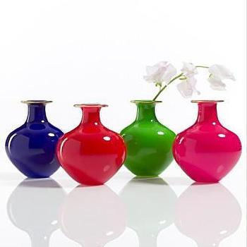 Decor/Accessories - kate spade vase - vase, blue, red, green, pink