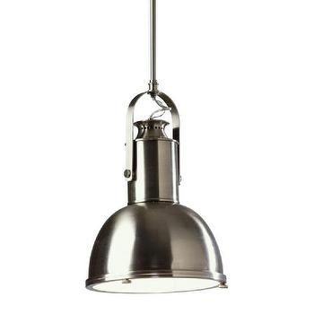 Lighting - retro photographers pendant - Ethan Allen, Pendant light