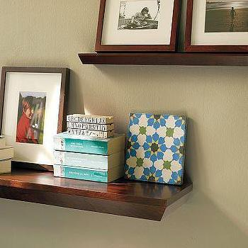 Decor/Accessories - Modern Shelf | Pottery Barn - floating shelf
