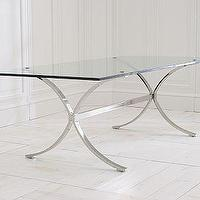 Tables - Williams-Sonoma Home | Moderne Dining Table - dining table
