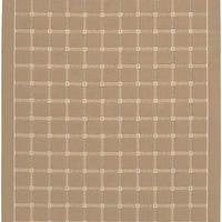 Rugs - Couristan Marco Island Collection 1680 Ebony Rug | Contemporary Rugs - rug