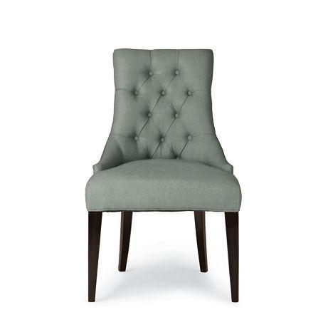 tufted chair upholstered dining upholstered dining chairs
