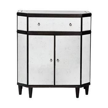 Storage Furniture - Jayson Home & Garden :: furniture :: casegoods :: DONNABELLA CHEST - mirrored, chest